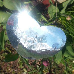 aluminiumart heart