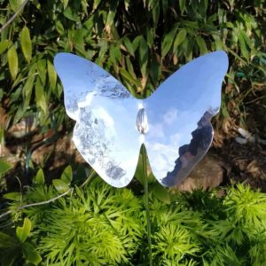 Polished-aluminium-butterfly