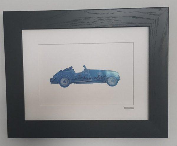 Aluminiumart aluminium can art Morgan Tetley Framed 1