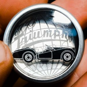 Aluminiumart aluminium triumph tr2 mini edition