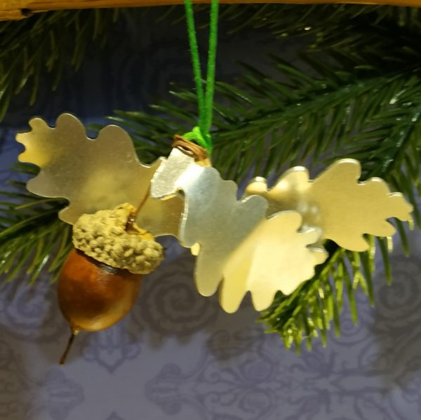 Aluminiumart aluminium tree decoration oak